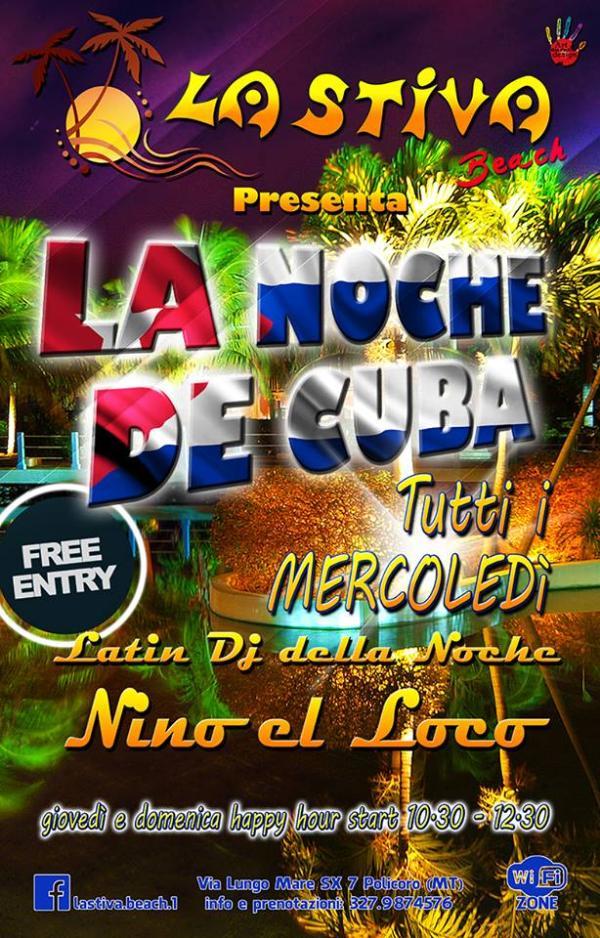 La Notte de Cuba
