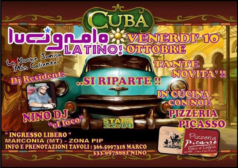 Lucignolo latino - 10 Ottobre 2014