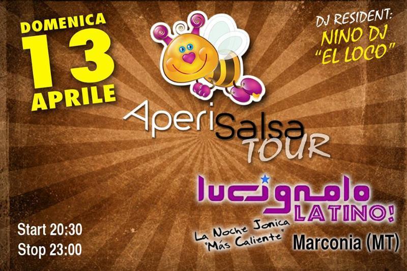 Lucignolo Latino - 13 Aprile 2014