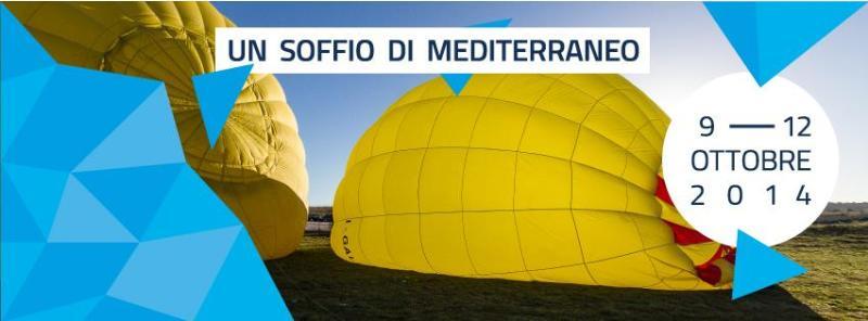 Matera Balloon Festival 2014