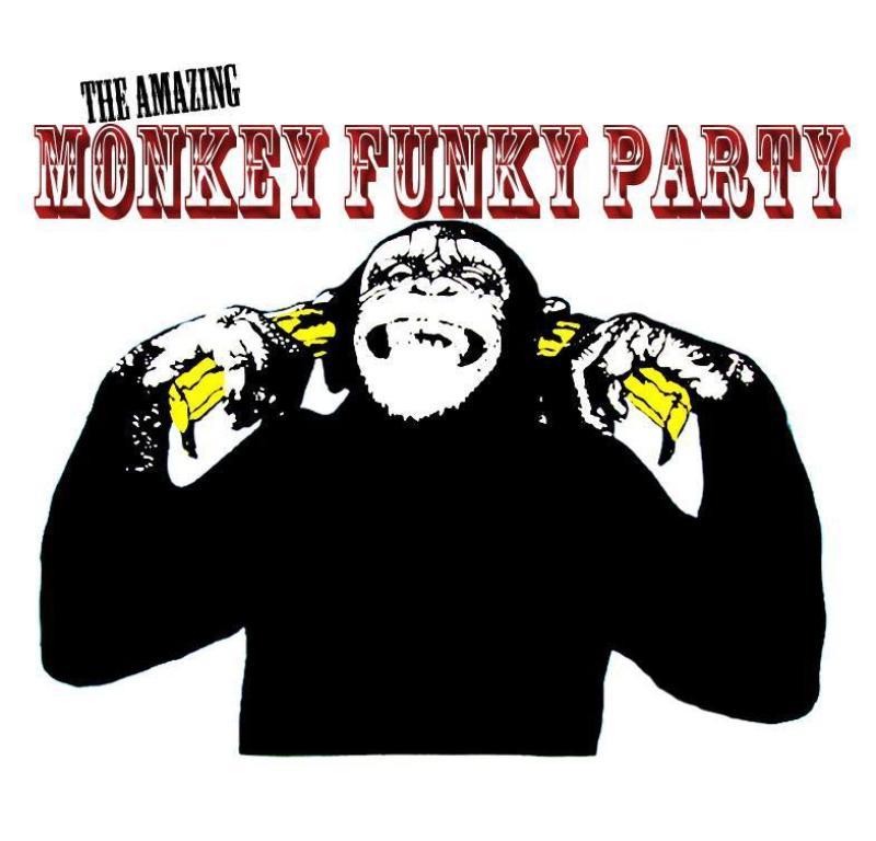 Monkey Funky Party - 25 Gennaio 2014