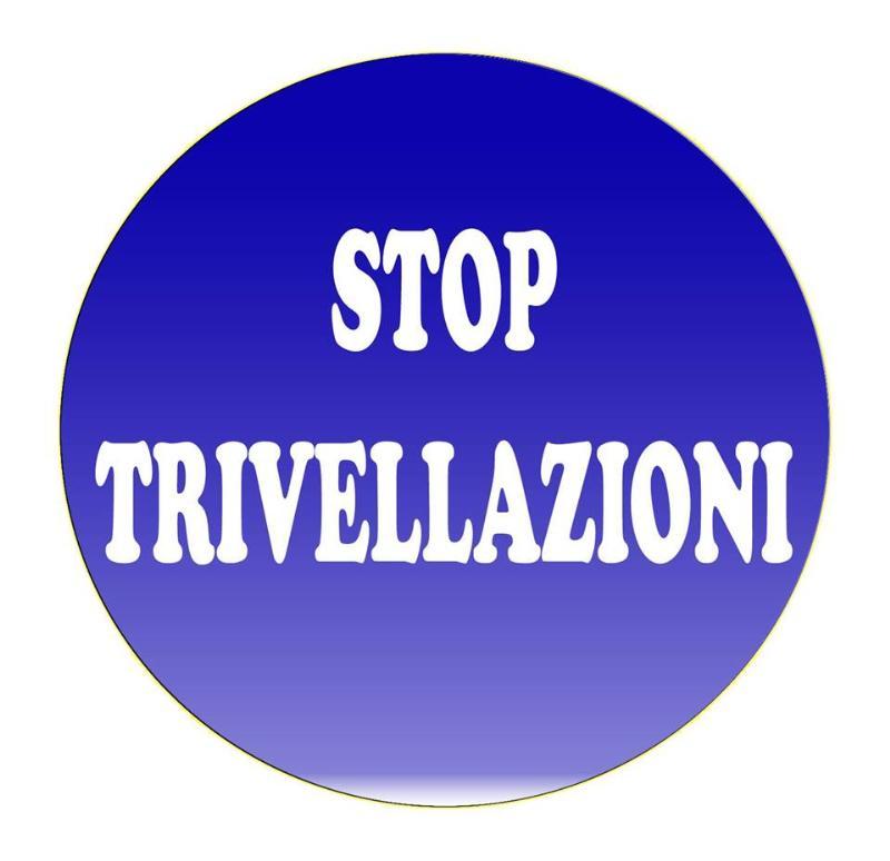 NO alle Trivellazioni in Basilicata