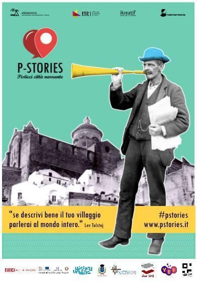 P-Stories, Pisticci città narrante - 10 Giugno 2014
