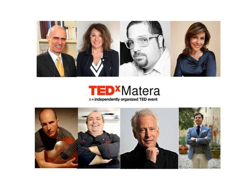 Presentazione del TEDxMatera