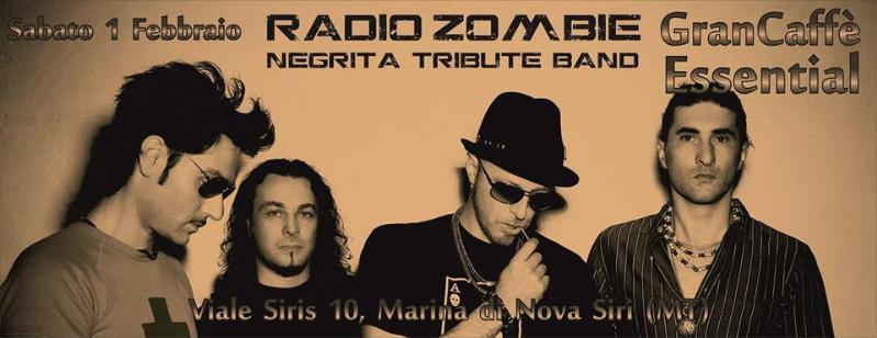 Radio Zombie Negrita Tribute Band Live