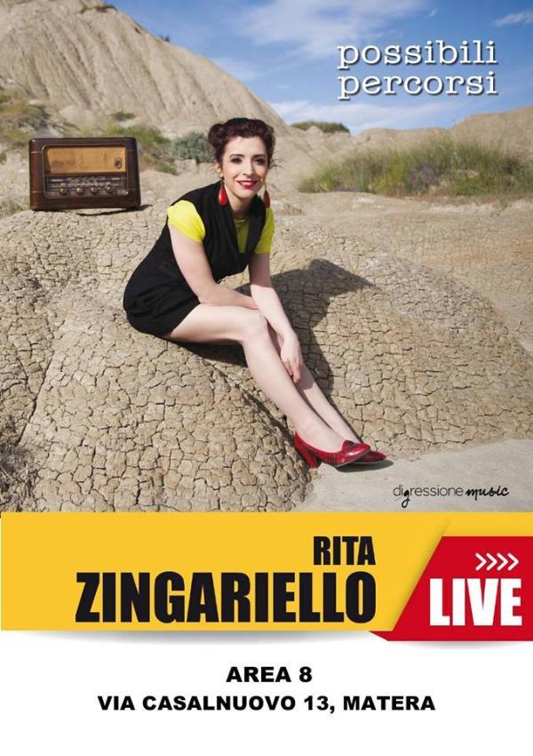 Rita Zingariello Live - 23 agosto 2014