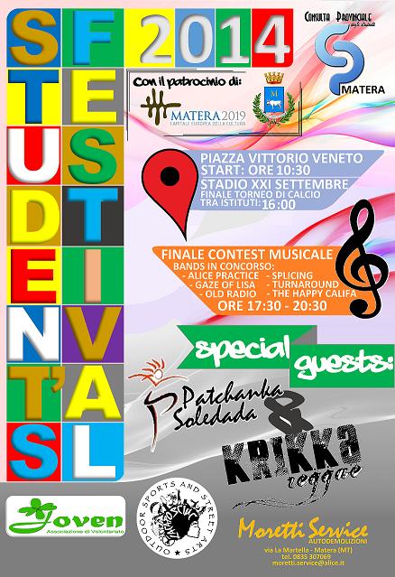 Student´s Festival 2014 - 24 Maggio 2014