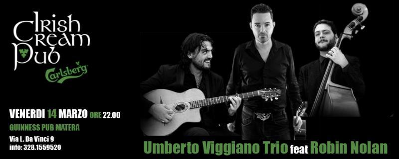 Umberto Viggiano & Robin Nolan in tour - 14 Marzo 2014