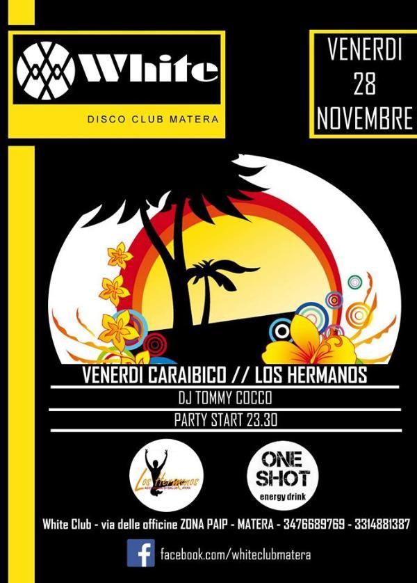 Venerdì latino - 28 Novembre 2014