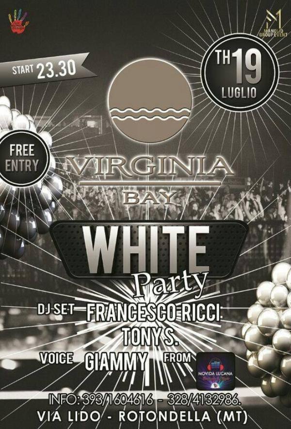White Party - 19 Luglio 2014
