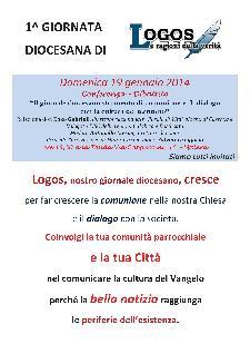 1^ Giornata Diocesana di Logos Le ragioni della verità - 19 Gennaio 2014 - Matera