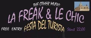 1a edizione Festa dela turista - LE FREAK& LE CHIC - 19 agosto 2014 - Matera