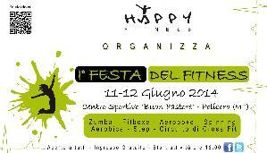 1° Festa del Fitness  - Matera