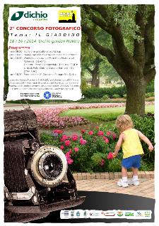 2° Concorso fotografico - Tema: il Giardino  - Matera