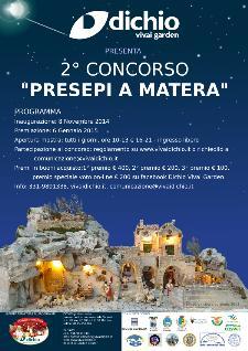 """2° Concorso """"Presepi a Matera""""  - Matera"""