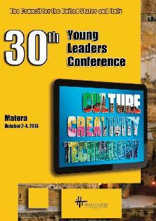 """30° CONFERENZA """"YOUNG LEADERS"""" DEL CONSIGLIO ITALIA-USA - Matera"""