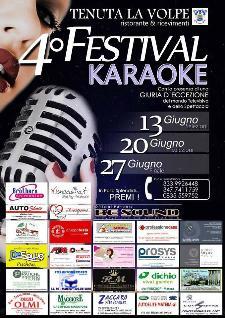 4 Festival Karaoke  - Matera