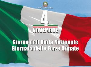 4 Novembre: Giorno dell'Unità Nazionale e Giornata delle Forze Armate  - Matera