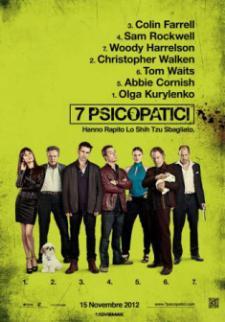 7 Psicopatici - Parco Murgia Film 2014  - Matera