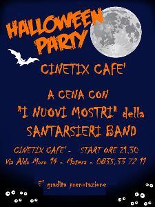 A cena con i Nuovi Mostri - 31 Ottobre 2014 - Matera