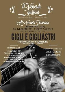 """A cena con...""""Gigli e Gigliastri"""" - 9 Maggio 2014 - Matera"""