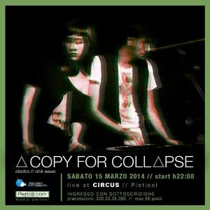 A Copy For Collapse  - Matera