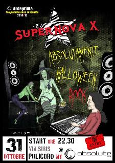 Absolute Halloween Rock  - Matera