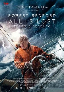 All Is Lost - Tutto è perduto - Il Cineclub - 19 Marzo 2014 - Matera