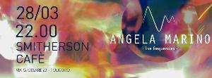 Angela marino Live Frequencies  - Matera