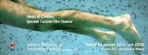 Antonello Faretta Portrait - Notti di Cinema d'autore  - Matera