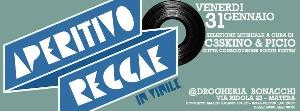 Aperitivo Reggae in Vinile  - Matera