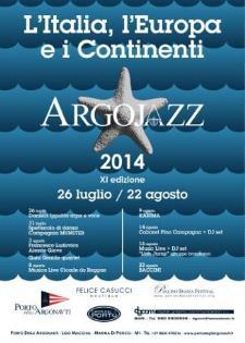 Argojazz 2014 - Calendario  - Matera