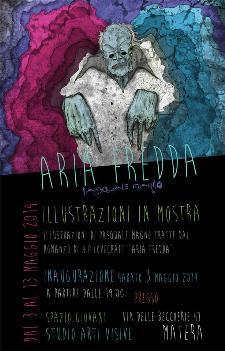 Aria Fredda  - Matera