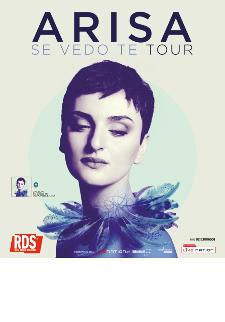 Arisa SeVedoTeTour - 25 Giugno 2014 - Matera