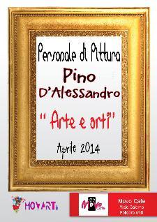Arte e arti  - 3 Aprile 2014 - Matera