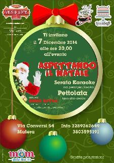 Aspettando il Natale - 7 Dicembre 2014 - Matera