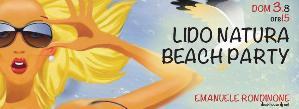 Beach Party - 3 Agosto 2014 - Matera
