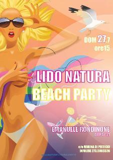 Beach Party al Lido Natura - Matera