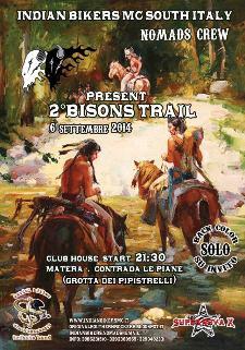 Bison's Trail - 6 Settembre 2014 - Matera