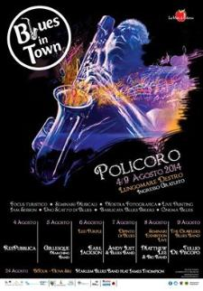 Blues in Town 2014  - Matera