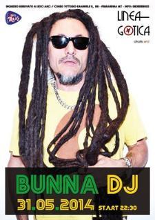 Bunna Dj - 31 Maggio 2014 - Matera