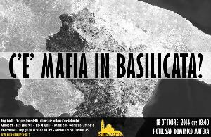C'È MAFIA IN BASILICATA? - 18 Ottobre 2014 - Matera