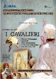 """Calendario """" I CAVALIERI """" - Matera"""
