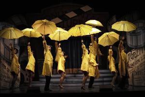 Cantando sotto la pioggia  - Matera