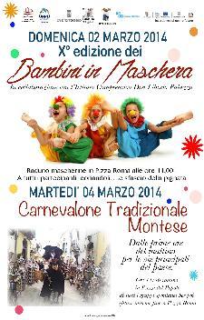 Carnevale montese 2014  - Matera