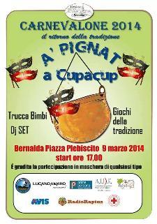 Carnevalone a Bernalda  - Matera