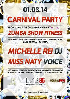 Carnival Party - 1 Marzo 2014 - Matera