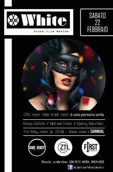 Carnival Party - 22 Febbraio 2014 - Matera