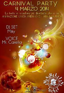 Carnival Party - 4 Marzo 2014 - Matera