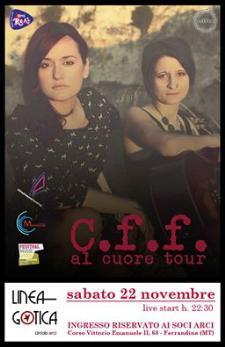 C.F.F. live  - Matera